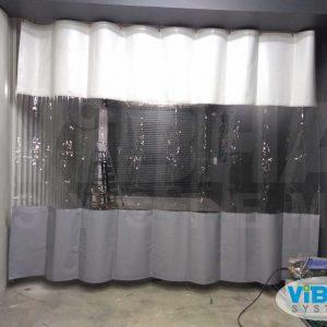 wash bay curtains, garage curtains, car detailing curtains, water wash curtains, curtains for car service, curtains for car wash area, curtains for car detailing area, wash bay screens, car wash area screens, auto body shop curtains, wash down curtains, curtain walls, garage dividers, garage partition curtains